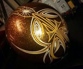 Custom Biltwell Helmet